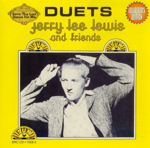 Image result for jerry Lee lewis duets
