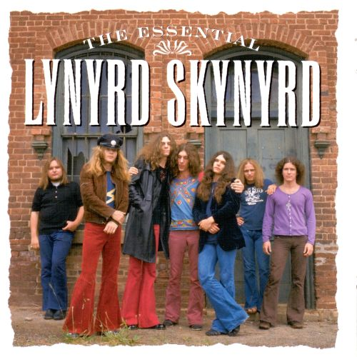Image result for lynyrd skynyrd the essential collection album cover photo