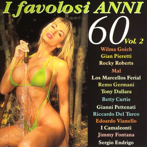 I Favolosi Anni 60 Vol 2 Various Artists Songs