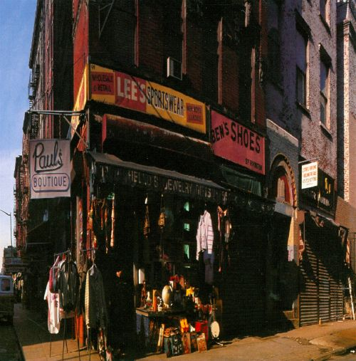 Image result for paul's boutique beastie boys