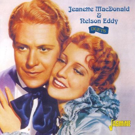 Image result for jeanette macdonald and nelson eddy