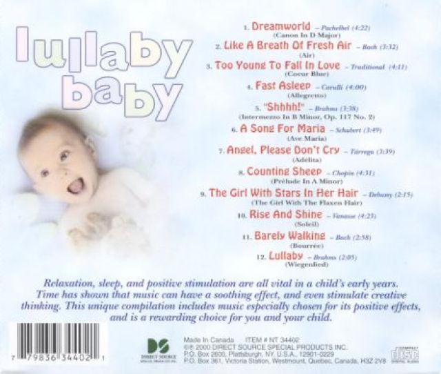 Bedtime Songs For Babies Lullaby Baby