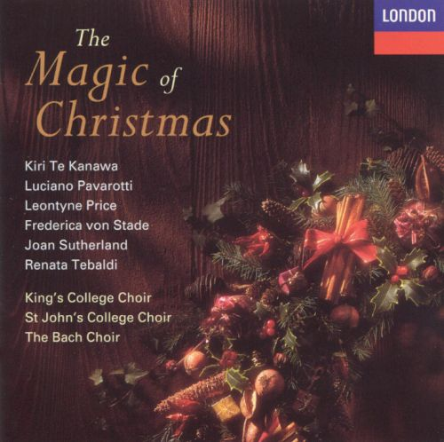 The Magic of Christmas Special Music  Various Artists