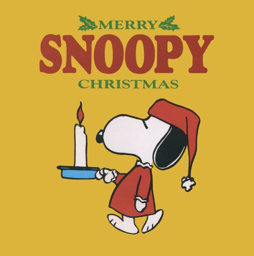 Merry Snoopy Christmas Various Artists Songs Reviews