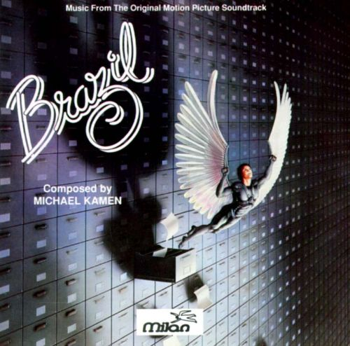 Brazil Music from the Original Motion Picture Soundtrack  Michael Kamen  Songs Reviews