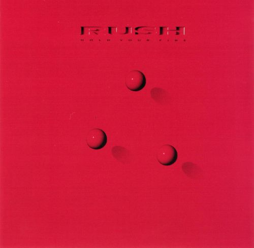 Rush - Hold Your FIre