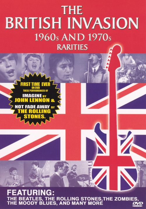 The British Invasion The 1960s and 1970s  Various
