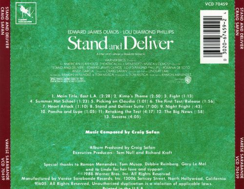 Stand Meaning Song And Deliver