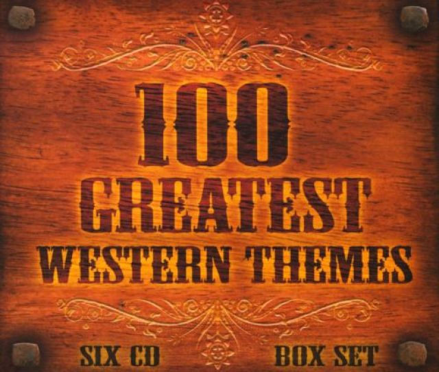 Greatest Western Themes