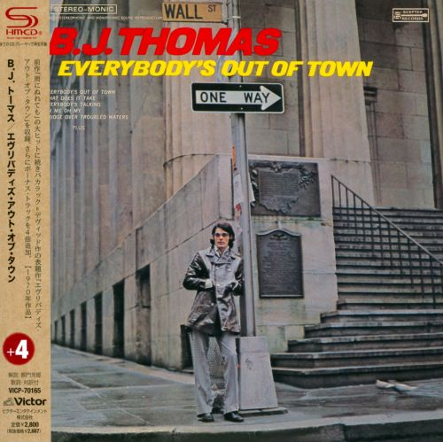 Everybodys Out of Town  BJ Thomas  Songs Reviews