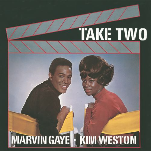 Afbeeldingsresultaat voor marvin Gaye & Kim Weston – Take Two (1966)