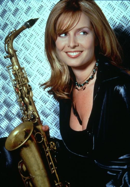 Candy Dulfer Biography History Allmusic