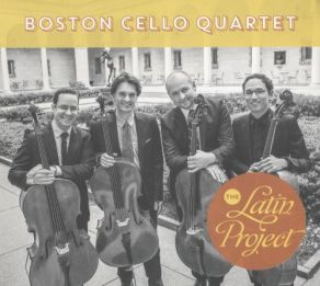 Image result for boston cello quartet piazzolla album