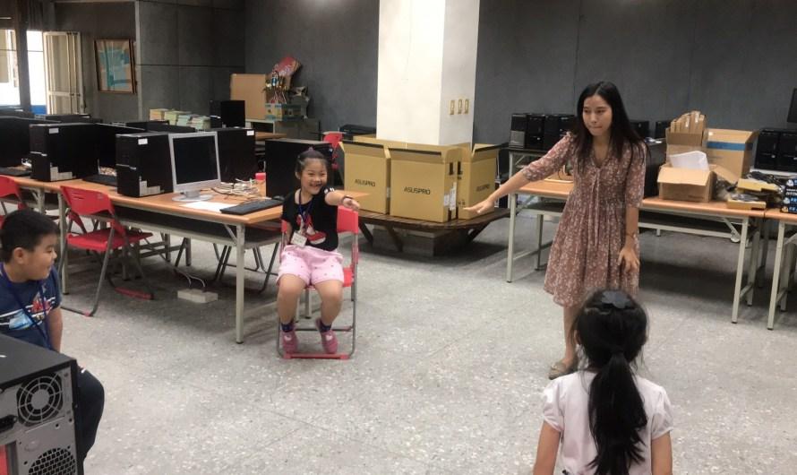 新住民語文 詞彙篇 遊戲教學法(1)