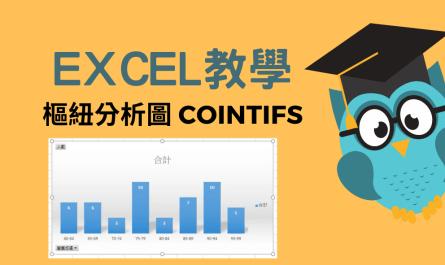 TQC-EXCEL-510-樞紐分析表樞紐分析圖-COUNTIFS