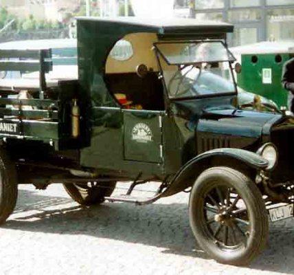 El Ford Modelo TT cumple 100 años de cambiar el mundo de la carga pesada