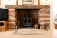 Fireplace Finishes  CP Smith Stoves