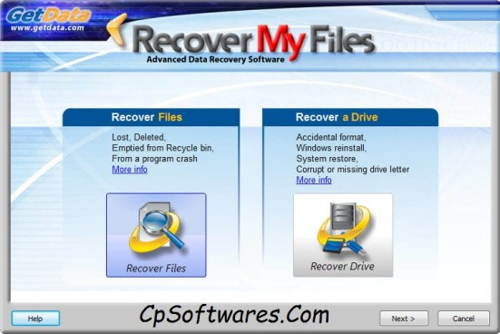 Recover My Files Crack With Serial Key Full Version Download