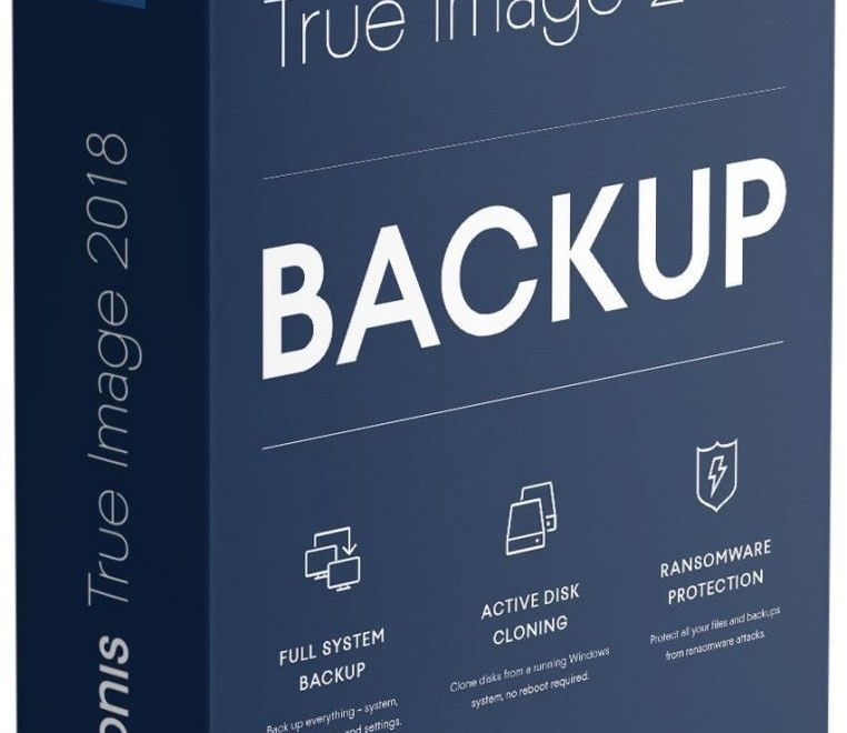Acronis True Image 2018 Crack & Serial Number Download