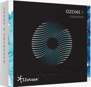 IZotope Ozone 8 Advanced Crack & Serial Key Download
