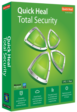 Quick Heal Total Security 2018 Crack Full Version Download