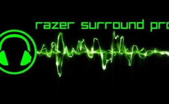 Razer Surround Pro Crack & License Key Free Download