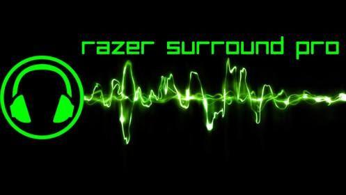 Razer Surround Pro Crack & License Key Free Download