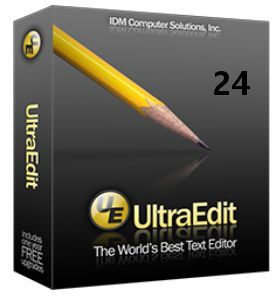 UltraEdit 24.20 Crack Keygen License Key Full Free Download