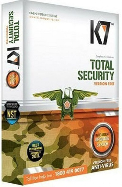 k7 Total Security Crack + Serial Key Full Free Download