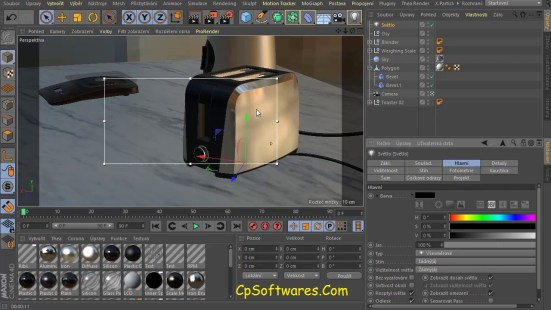 Cinema 4D R19 Crack Keygen + Serial Key Full Download