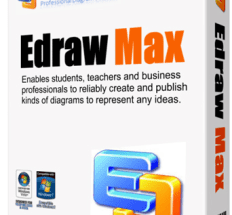 Edraw Max 9.0 Crack + License Key Full Version Download