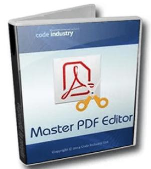 Master PDF Editor Serial Key Keygen Crack Full Free Download