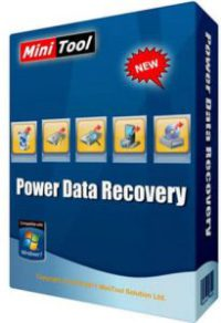 MiniTool Power Data Recovery 7.5 Serial Key
