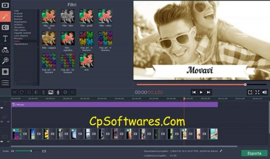 Movavi Video Editor 14 Serial Number