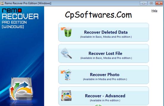 Remo Recover Crack Keygen License Key Full Download