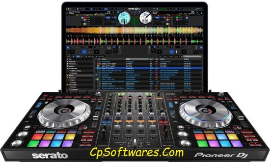 Serato DJ Keygen Crack With License Key Free Download