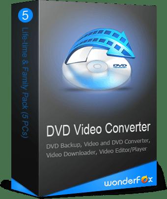 WonderFox DVD Video Converter 14.6 Crack With License Key