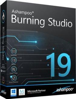 Ashampoo Burning Studio 19 License Key