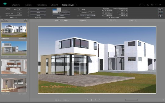 Artlantis Studio 7.0.2
