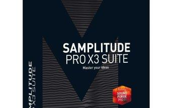 Magix Samplitude Pro x3