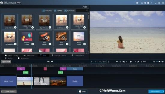 Ashampoo Movie Studio Pro Serial Key