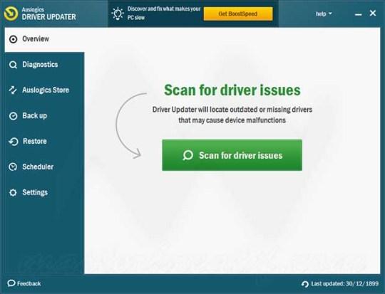 Auslogics Driver Updater Activation Key