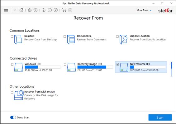 Stellar Data Recovery License Key