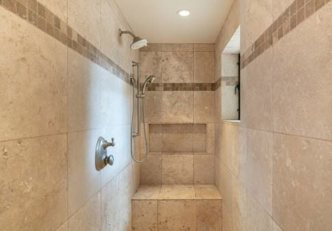 How To Tile A Bathroom Wall With Large Tiles