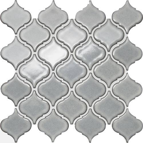Lantern Japanese Porcelain Mosaic
