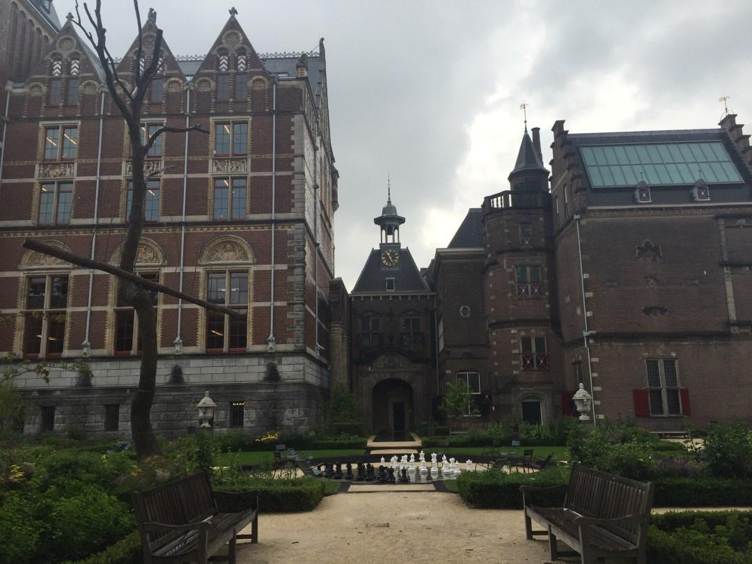 3 days amsterdam