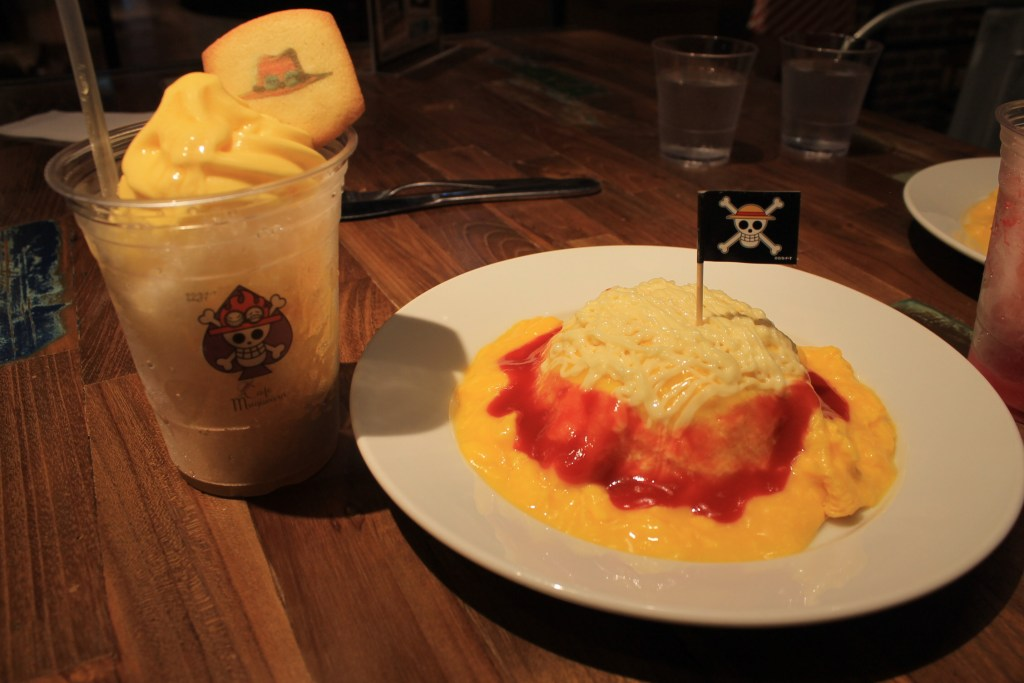 Themed restaurants in Tokyo