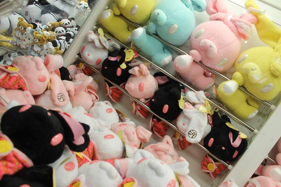 joypolis bunnies
