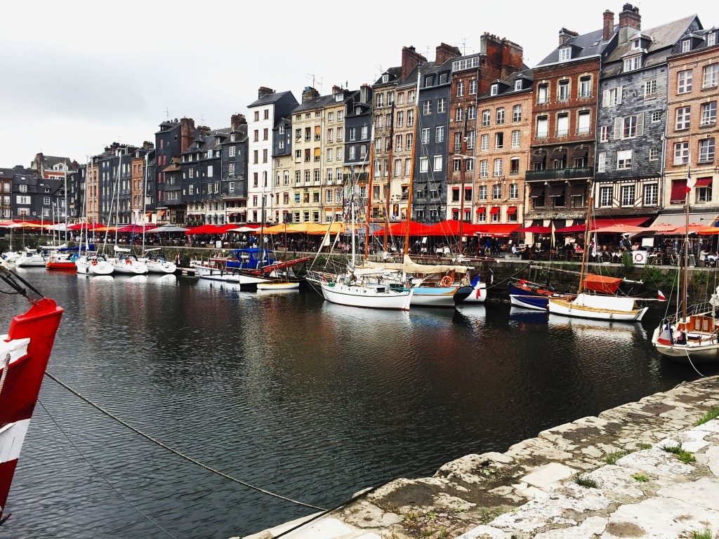 what to do in honfleur
