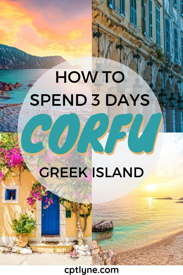 3 Days In Corfu, Greece: 13 Photos To Inspire You To Visit